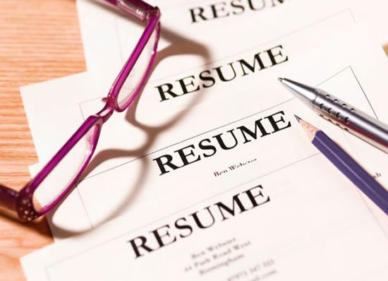 resume and cv writing services
